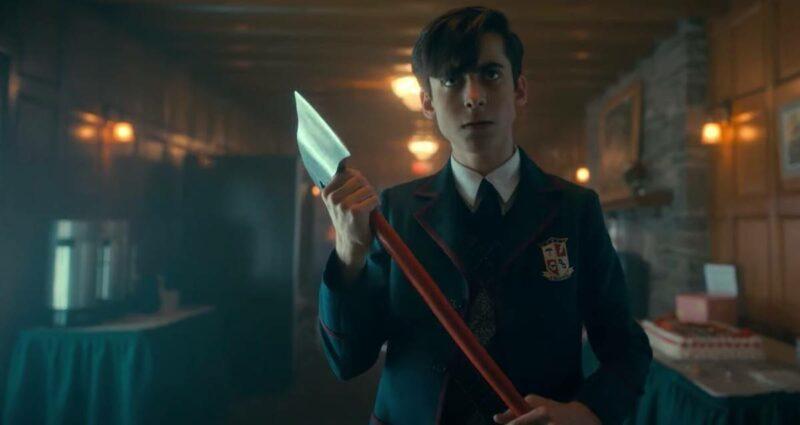 The Umbrella Academy 2. Sezon Fragman Netflix