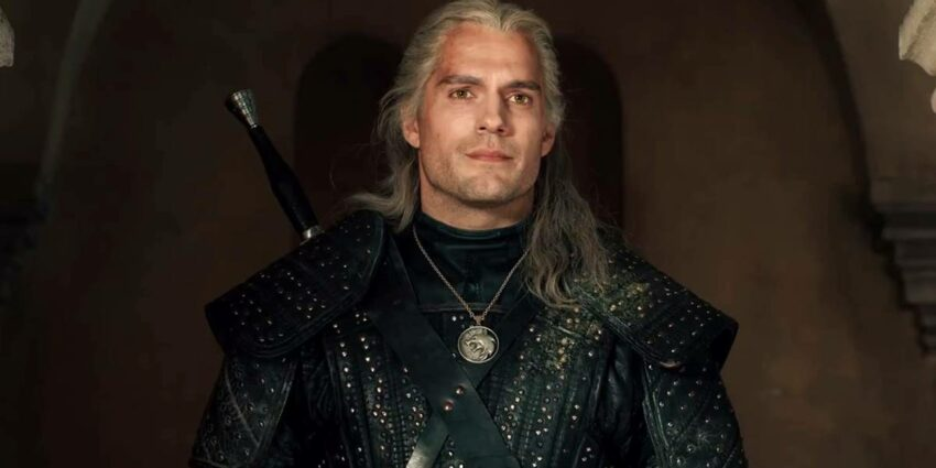 The Witcher: Blood Origin Dizisi