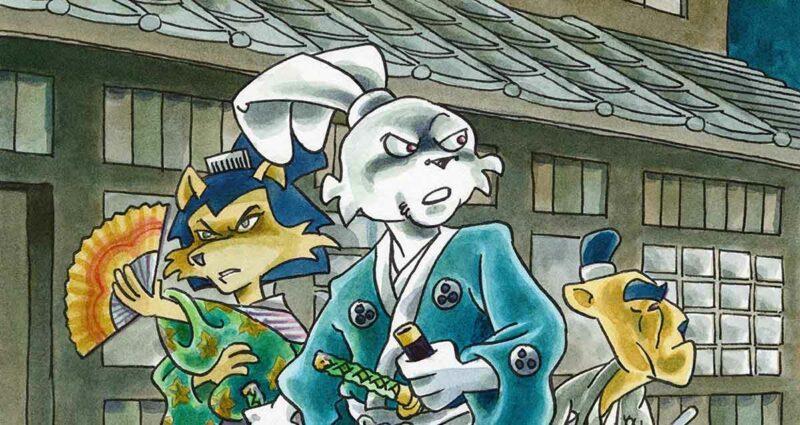 Usagi Yojimbo netflix