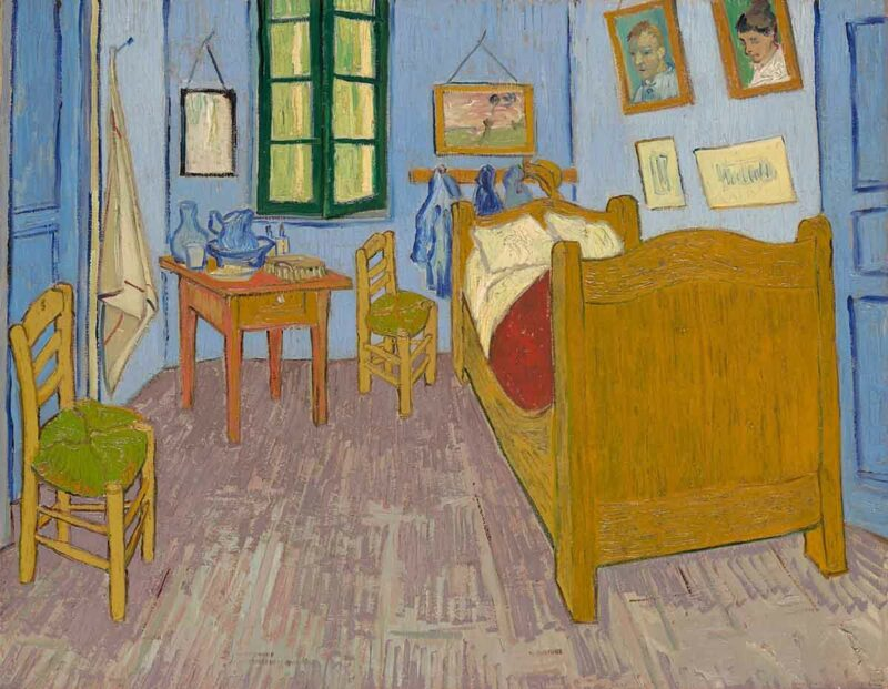 van gogh tablo