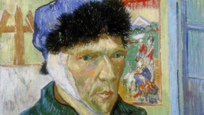 Vincent van Gogh kulağı