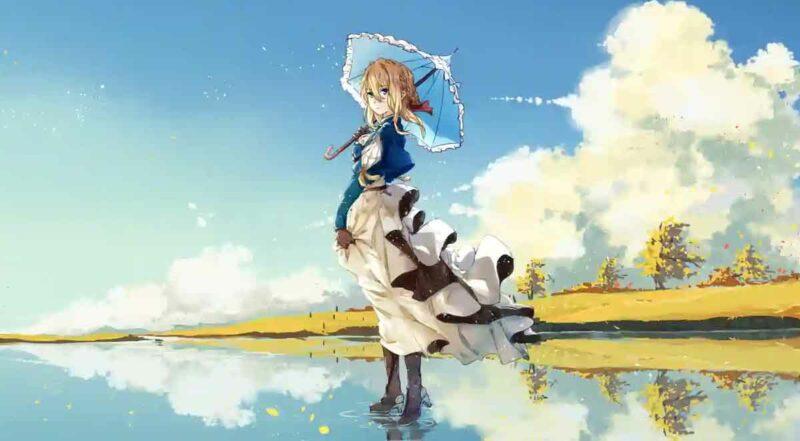 Violet Evergarden Slice of Life Anime Önerisi