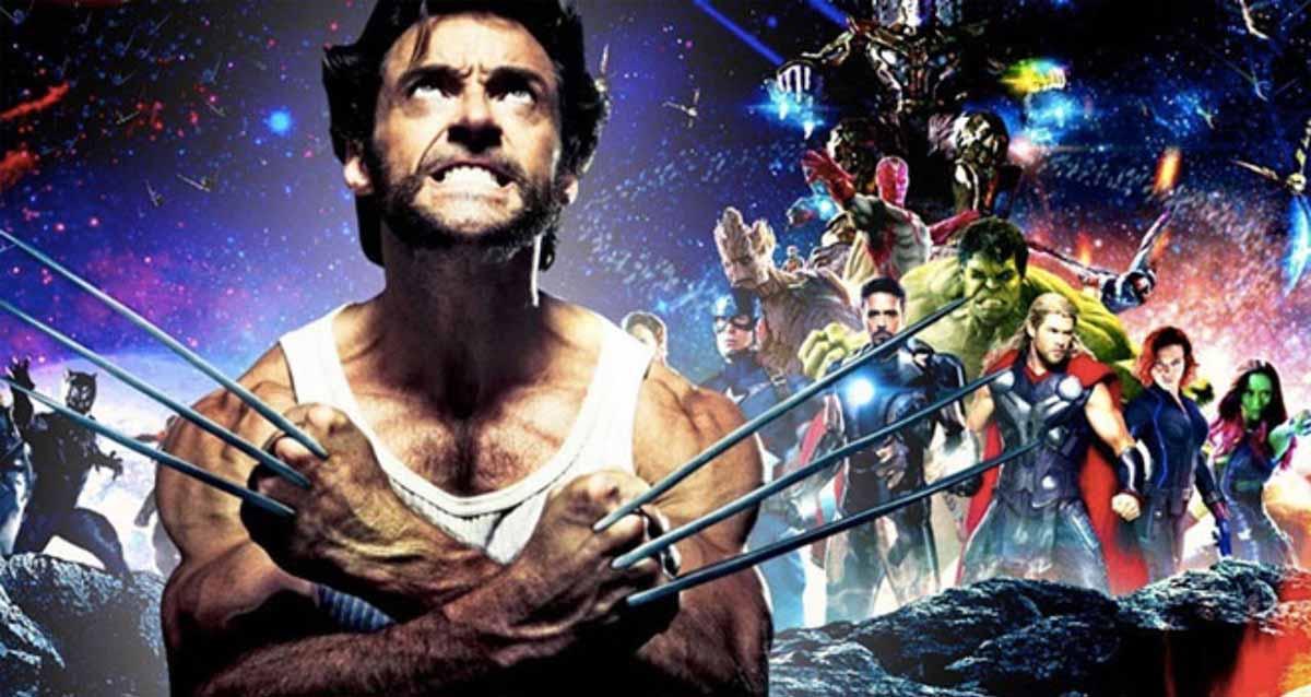 Wolverine Avengers Marvel