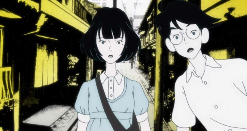 Yojouhan Shinwa Taikei anime