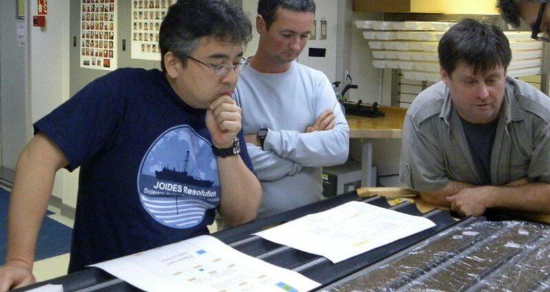 Yuki Morono bilim insanlari okyanus mikroplar