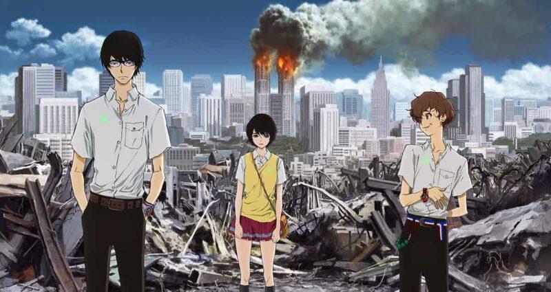 Zankyou no Terror anime önerisi liste