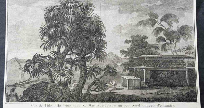 Antik Polinezyalılar ve Amerika Yerlileri