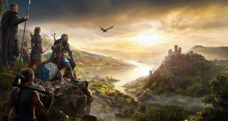 Assassin's Creed: Valhalla Çıkış Tarihi Oynanış Videosu