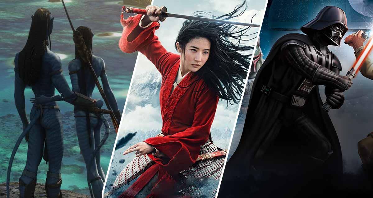 Avatar 2, Mulan ve Star Wars Filmleri Ertelendi