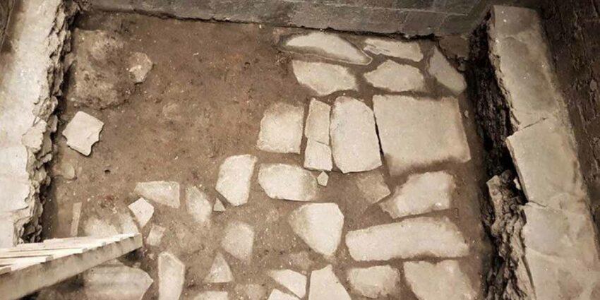 aztek sarayı kalıntıları meksika