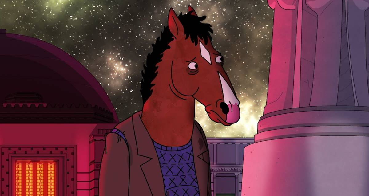 Bojack Horseman - 2020 En İyi Netflix Dizisi