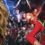 Captain Marvel 2 - Mini Avengers
