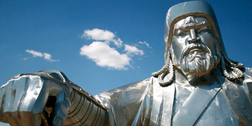Cengiz Han Ordusu Kış Kampı