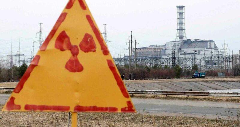 Çernobil Radyasyon