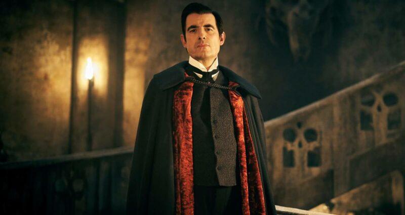 Dracula - En İyi Netflix Dizisi