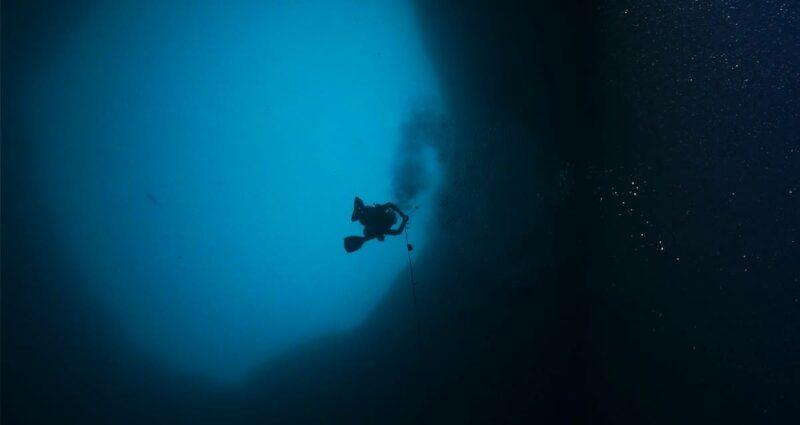 Florida Sahili Mavi Delik