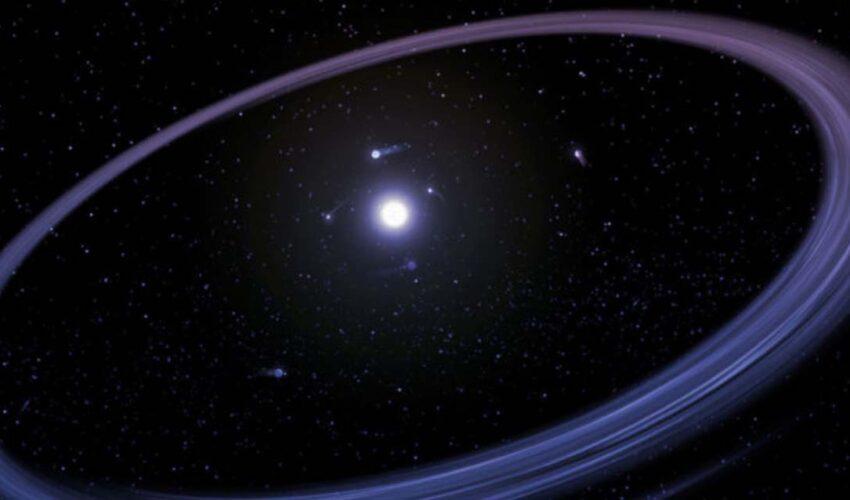 Güneş Sistemi benzeri Yıldız