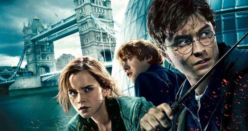 Harry Potter Marvel Evreni New Excalibur