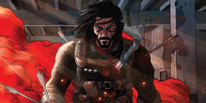 Keanu Reeves Çizgi Roman Yazıyor: BRZRKR!