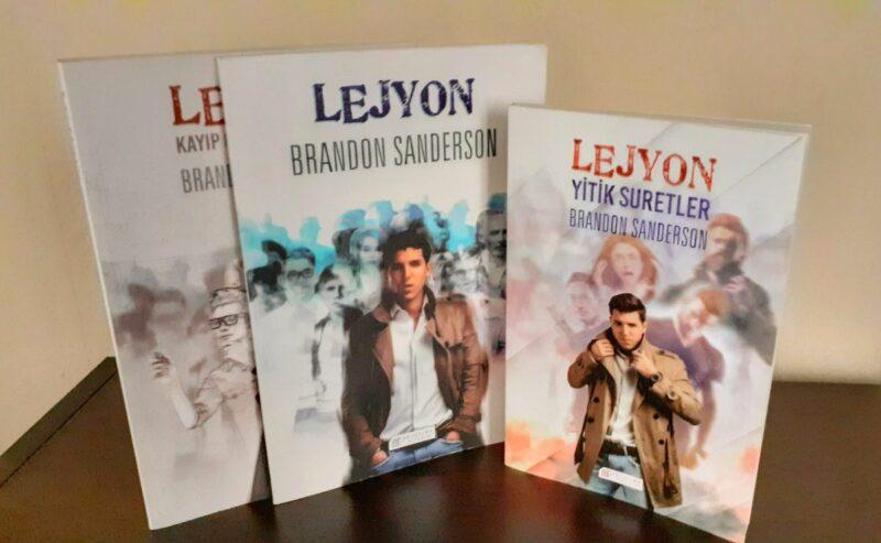 Lejyon Serisi - Brandon Sanderson