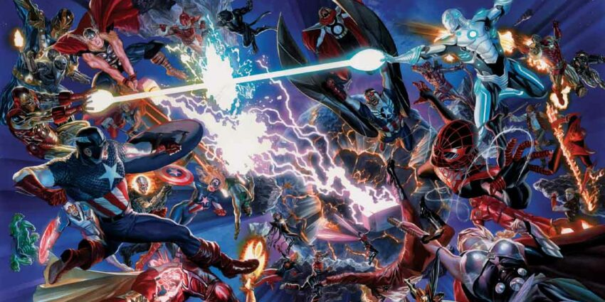 Avengers: Endgame Secret Wars Marvel