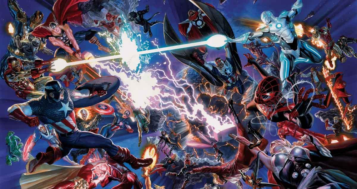Avengers: Endgame Secret Wars Marvel