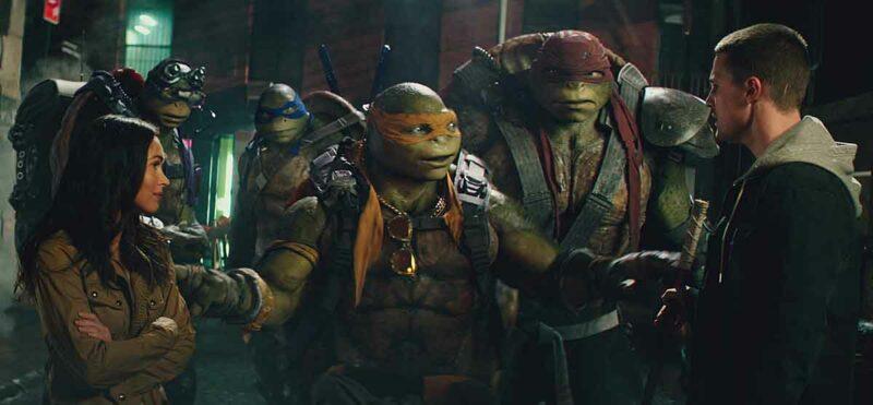 Ninja Kaplumbağalar Filmi