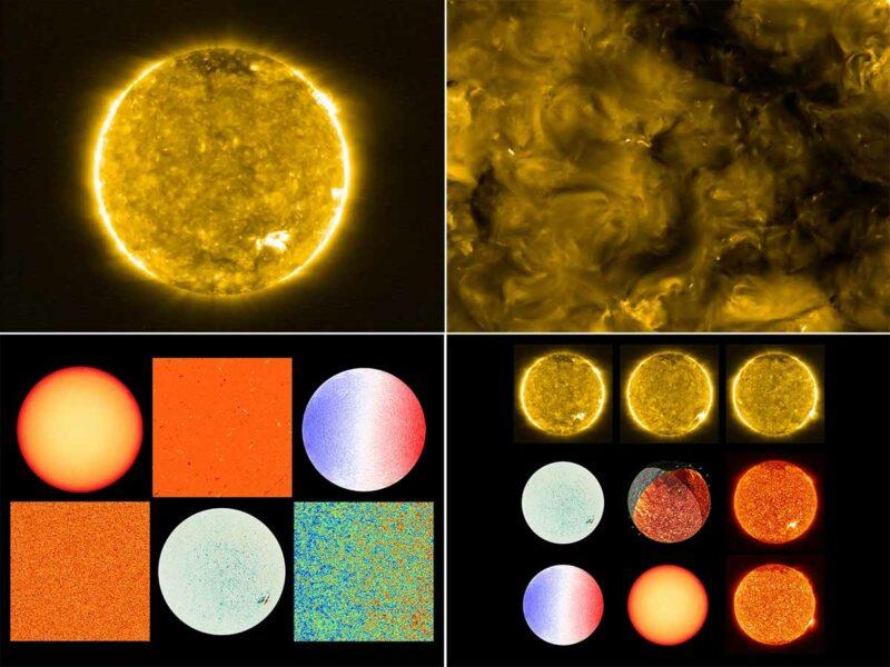 solar orbiter güneş