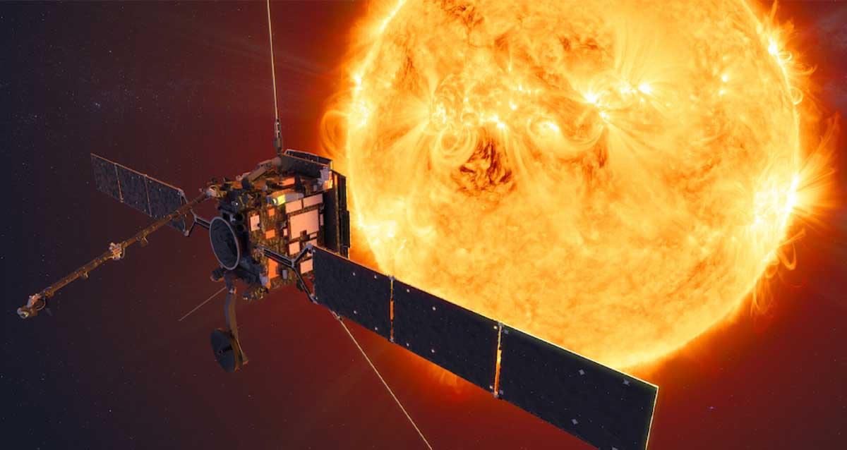 solar orbiter güneş nasa esa