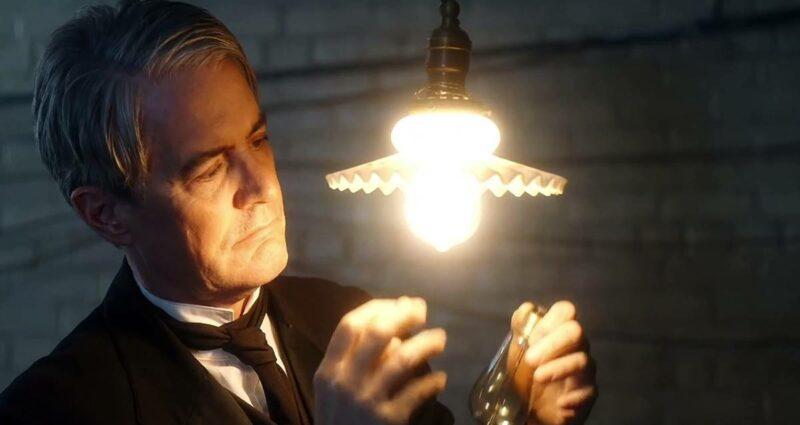 Tesla Filmi Fragmanı Nikola Tesla