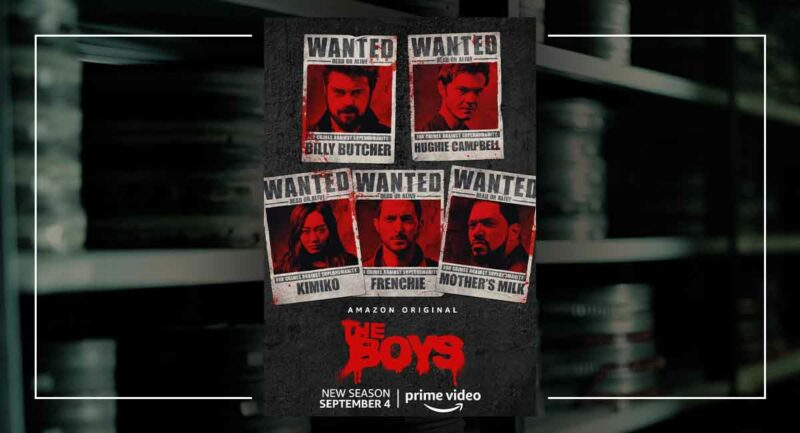 the boys 2. sezon poster