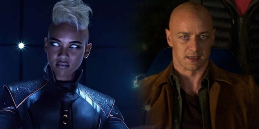 The New Mutants, Profesör X ve Storm