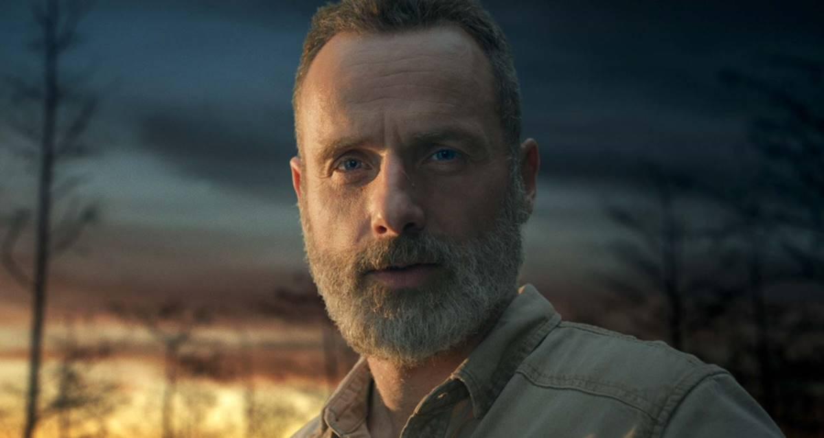 The Walking Dead Rick Grimes Filmi