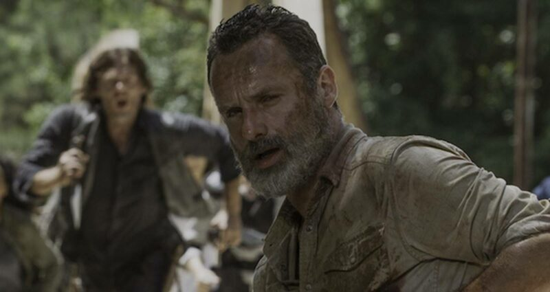The Walking Dead Rick Grimes Filmi