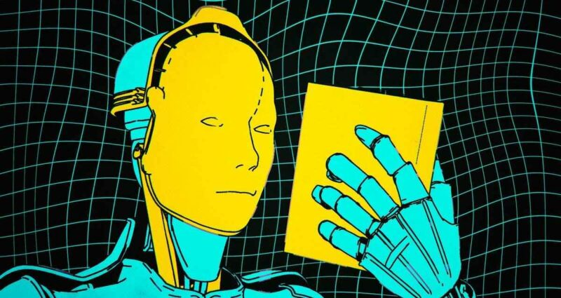 Yazar Adayları - Robot