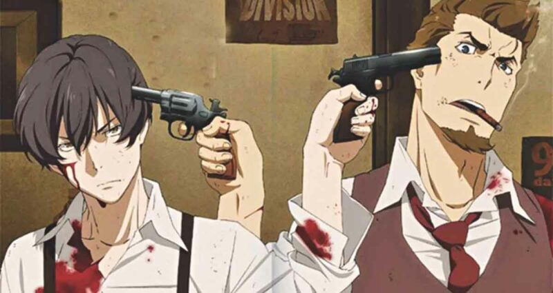 91 days anime aksiyon