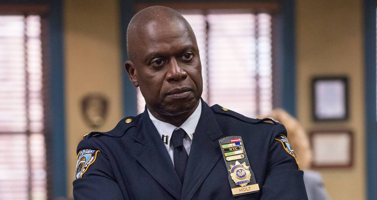 Brooklyn Nine-Nine Brooklyn Nine-Nine Andre Braugher