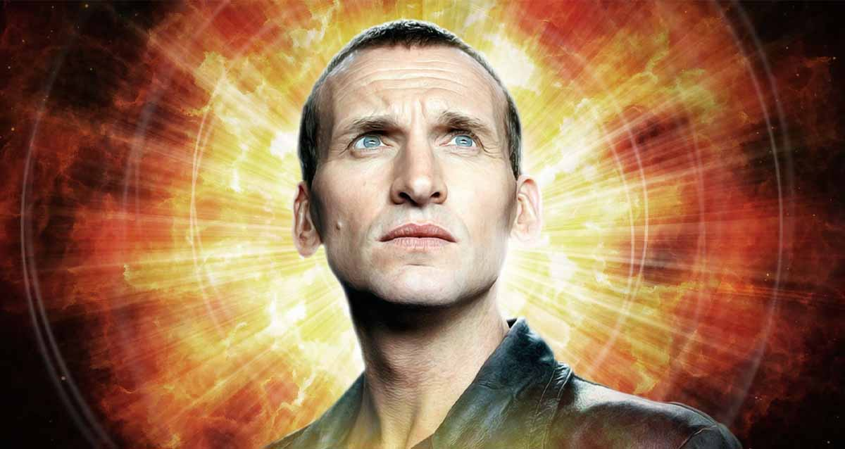 Christopher Eccleston Doctor Who