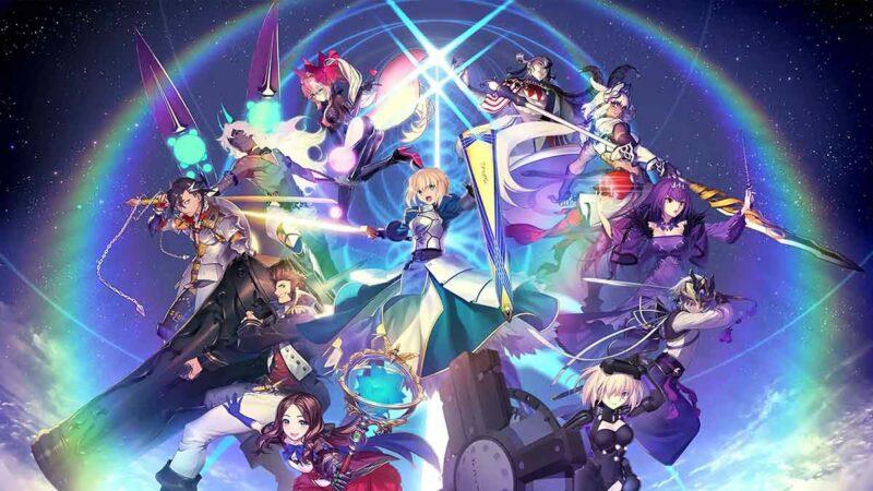 Fate/Grand Order Serisi
