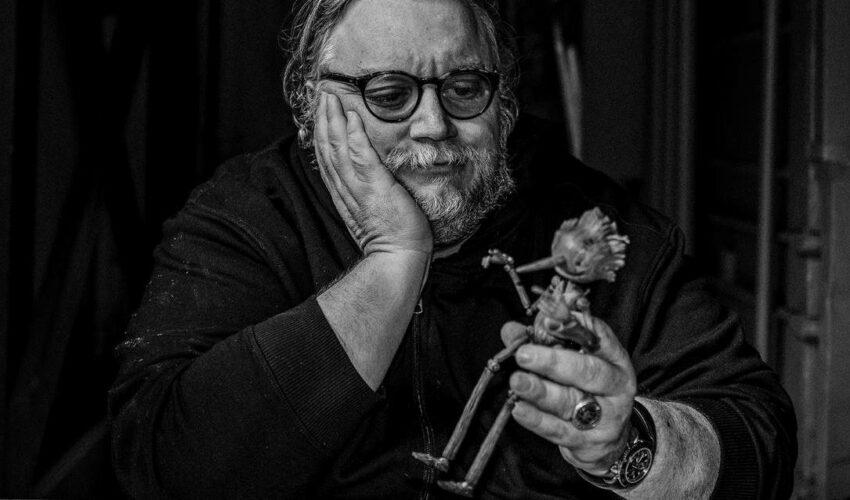 Pinocchio Guillermo del Toro