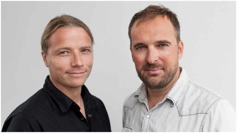 Jon Iver Helgaker ve Jonas Torgersen