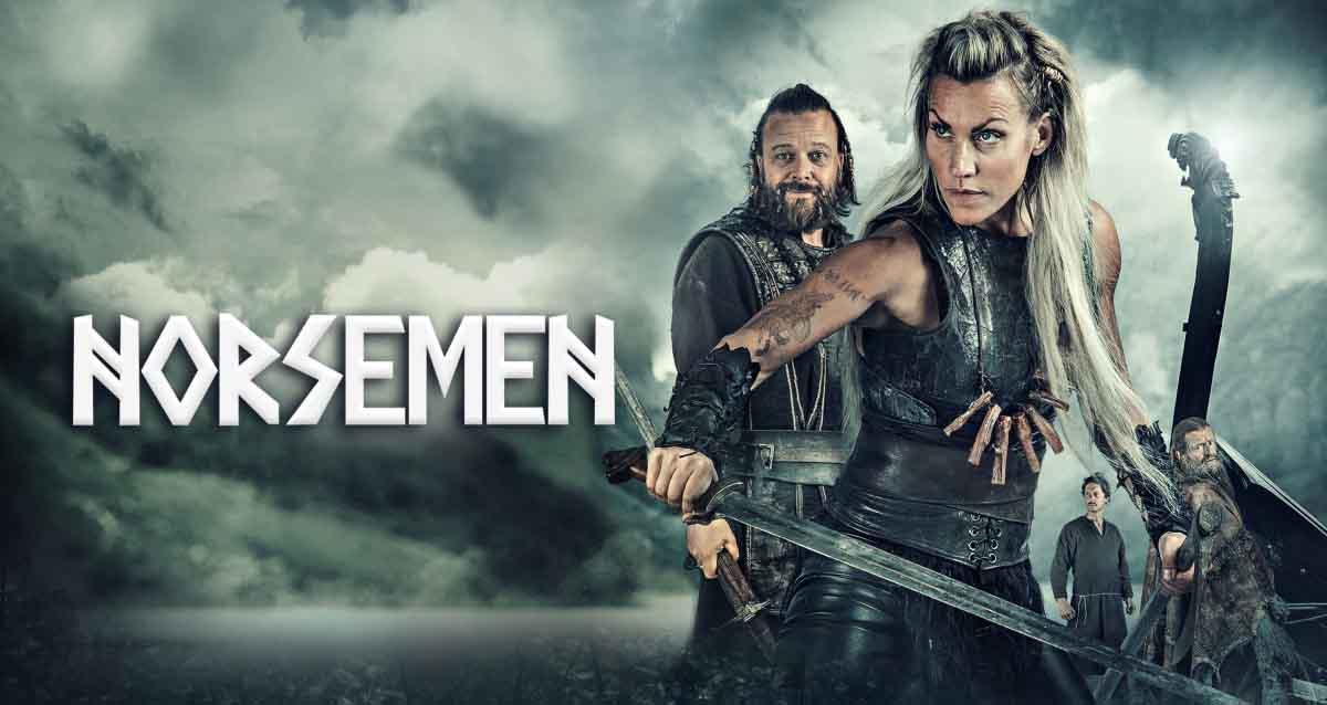 Captain Fall Norsemen