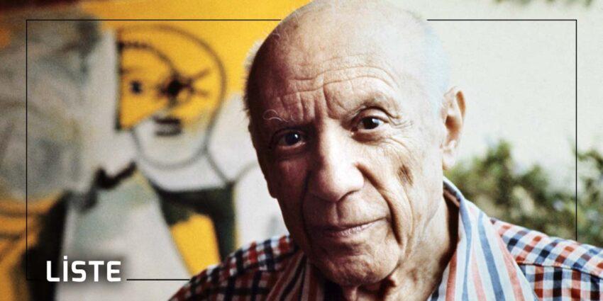 Pablo Picasso Hakkında Bilmeniz Gereken 8 Şey