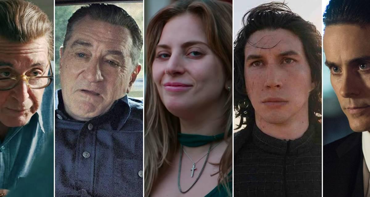 Ridley Scott Gucci Lady Gaga, Robert De Niro, Jared Leto Al Pacino
