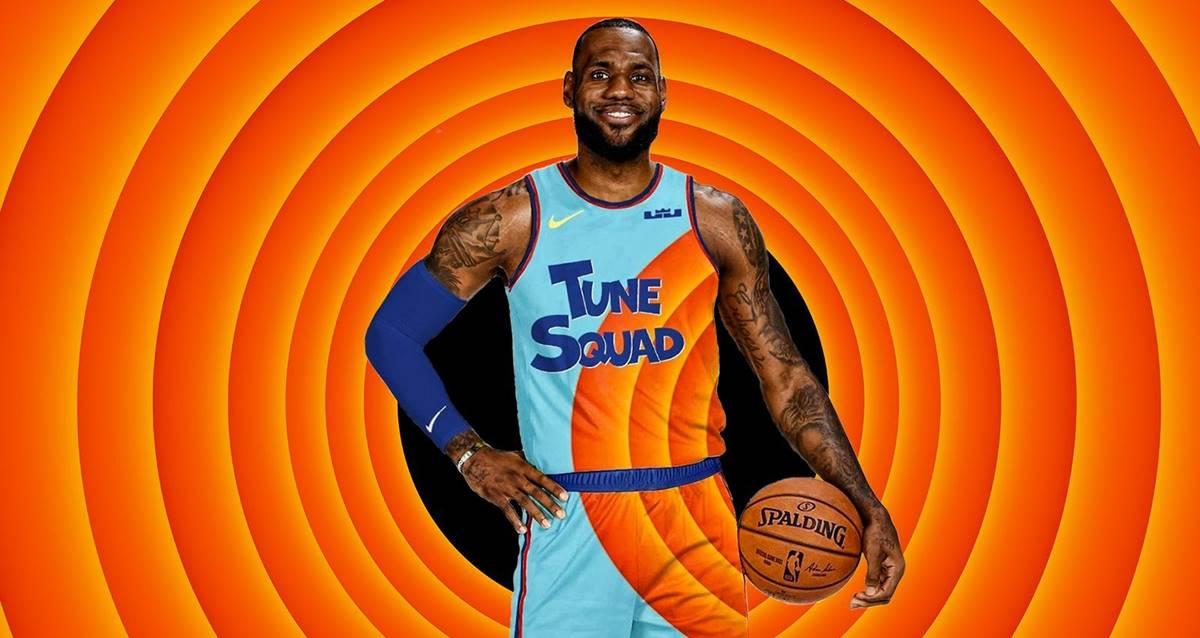 Space Jam 2 LeBron James