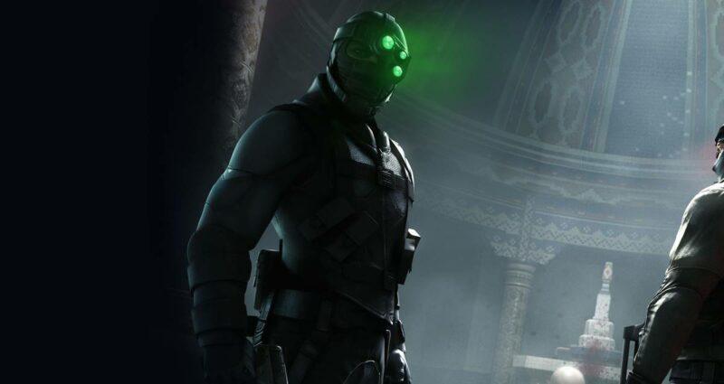 Splinter Cell Netflix Anime Dizi John Wick