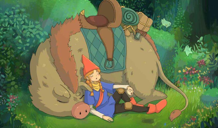 Studio Ghibli Dungeons & Dragons