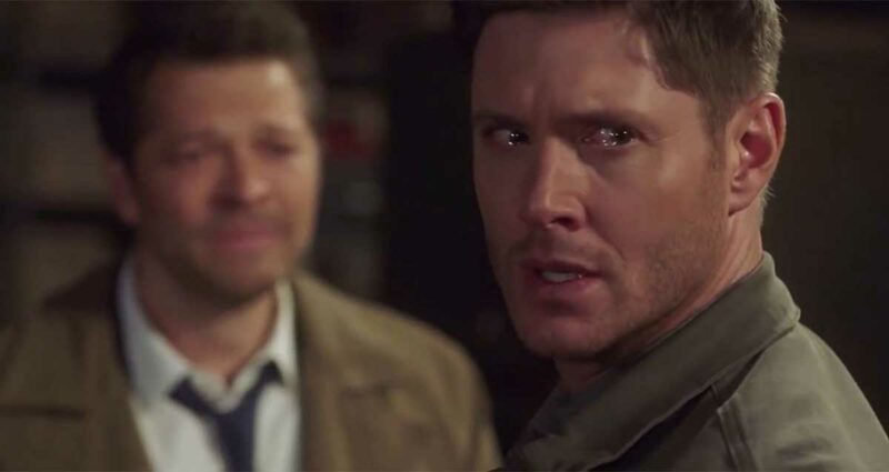 Supernatural 15. sezon final