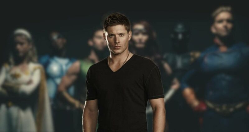 Supernatural Jensen Ackles The Boys 3. Sezon