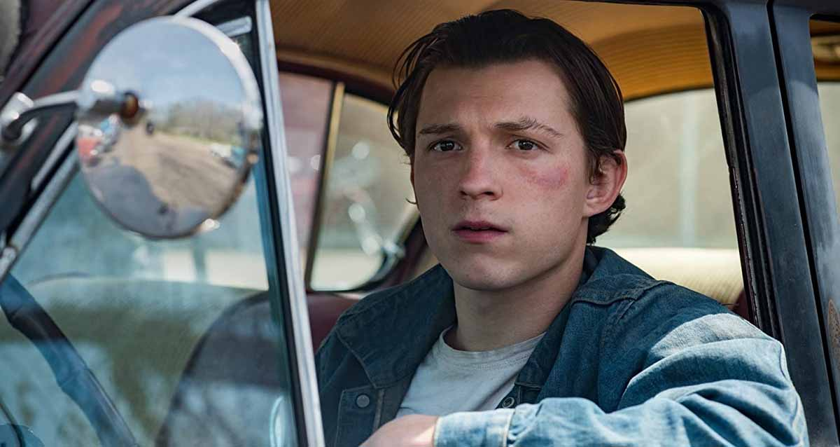 The Devil All the Time Tom Holland netflix